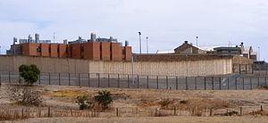 Yatala Labour Prison - Rear of the prison complex