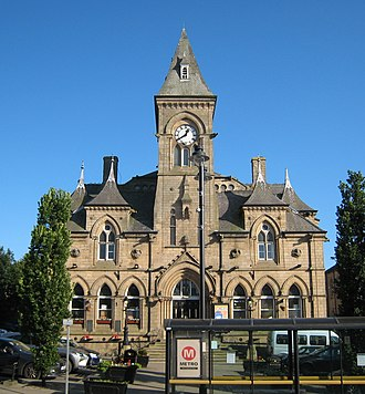 Yeadon, West Yorkshire - Yeadon Town Hall