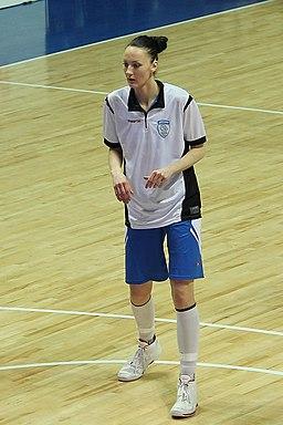 Yekaterina Lisina 2012