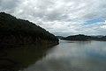 Yeleru dam reservoir at Yeleswaram view 04.JPG
