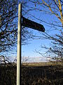 Yew Tree Road public footpath, Huyton (3).JPG
