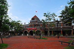 Yilan City - Yilan Station