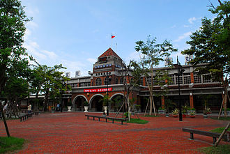 Yilan City - Yilan Station