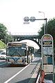 Yokohamamunicipalbus No.7line nearHibikibashi 2012-05-19.jpg