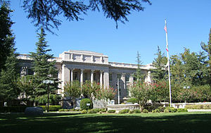 Regents of the Univ. of Cal. v. Bakke - Image: Yolo Courthouse
