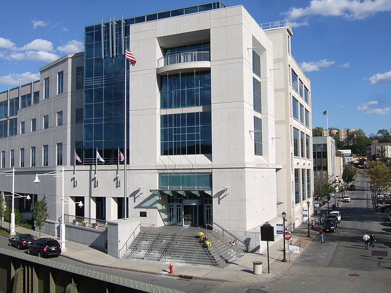 File:Yonkers Main Library.jpg