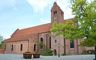 Ystad - The Greyfriars Abbey