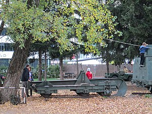 Railroad plough - Image: Zeleznicki plug