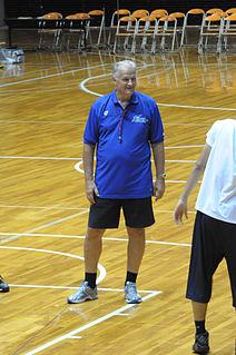 Željko Pavličević Croatian basketball coach and player