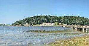 Narta Lagoon - Zvërnec Island