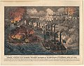 """Admiral Porter's Fleet Running the Rebel Blockade of the Mississippi at Vicksburg, April 16th 1863."".jpg"