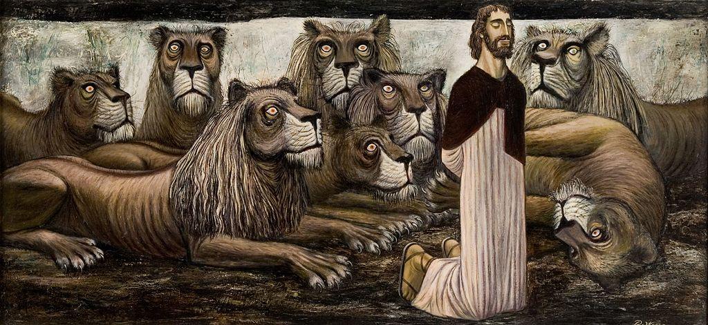 Daniel In the Lions