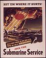 """Hit'em Where it Hurts^ Join the Submarine Service"" - NARA - 513518.jpg"