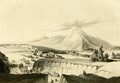 """View of the Fortress of Erivan and Ararat"" by Robert Ker Porter.png"