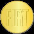 """ 14 - ITALY - Moneta Fiat - gold coin.png"