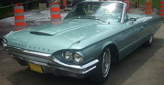 Ford Thunderbird (fourth generation) - 1964 convertible