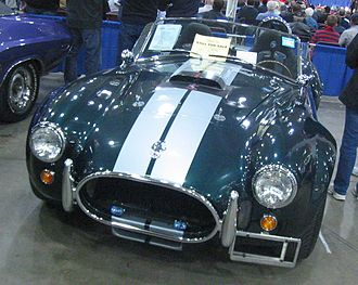 International Centre - Image: '65 AC Cobra Replica (Toronto Spring '12 Classic Car Auction)