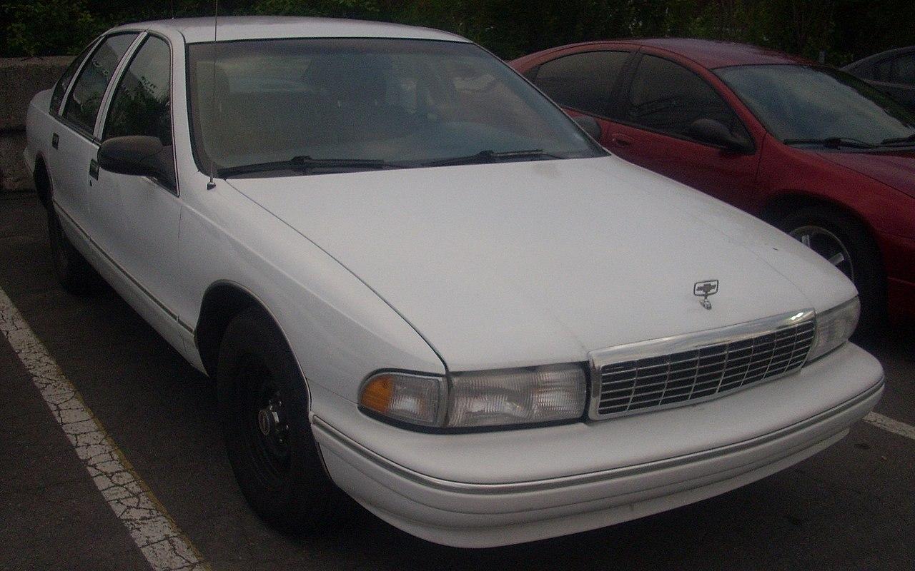 All Chevy 96 chevrolet caprice : File:'94-'96 Chevrolet Caprice Sedan (Orange Julep '10).jpg ...