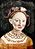'Princess Emilia of Saxony', by Hans Krell (about 1530) Liverpool museums.jpg