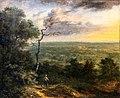 (Albi) Achille-Etna Michallon - Vues de Sceaux,prise du bois d'Aulnay, au-dessus de la sablière 1814 MTL inv.212.jpg