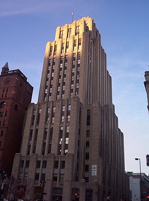 Aldred Building - Image: Édifice Aldred Montréal