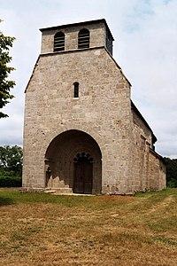 Église Saint-Bonnet-de-Clermont de Saint-Bonnet-près-Bort 1.JPG