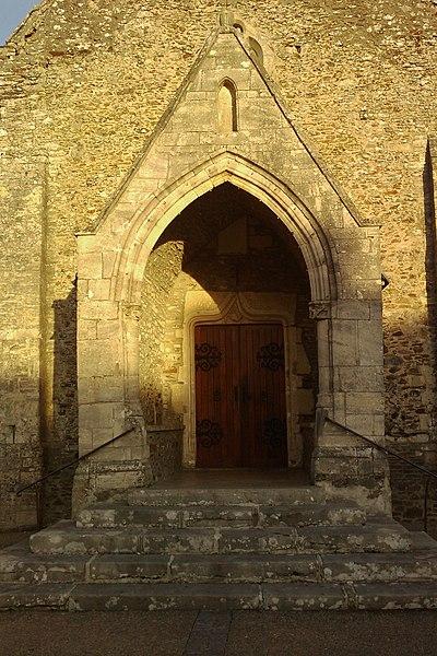 Église Saint-Clair de fr:Saint-Clair-sur-l'Elle