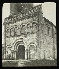 Église Saint-Martial de Tauriac - J-A Brutails - Université Bordeaux Montaigne - 2379.jpg