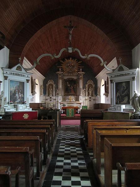 Saint-Martin-de-Cenilly, Manche