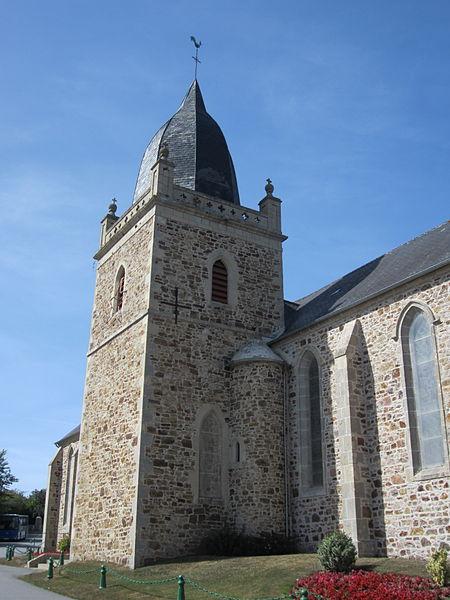 L'Étang-Bertrand, Manche