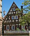 Ölbronn - Fachwerkhaus beim Rathaus - panoramio.jpg