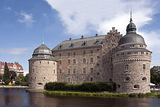 Örebro Castle - Örebro Castle