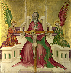 The Trinity with Christ Crucified
