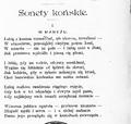 Życie. 1898, nr 21 (21 V) page10 Karel Hlavaček.png