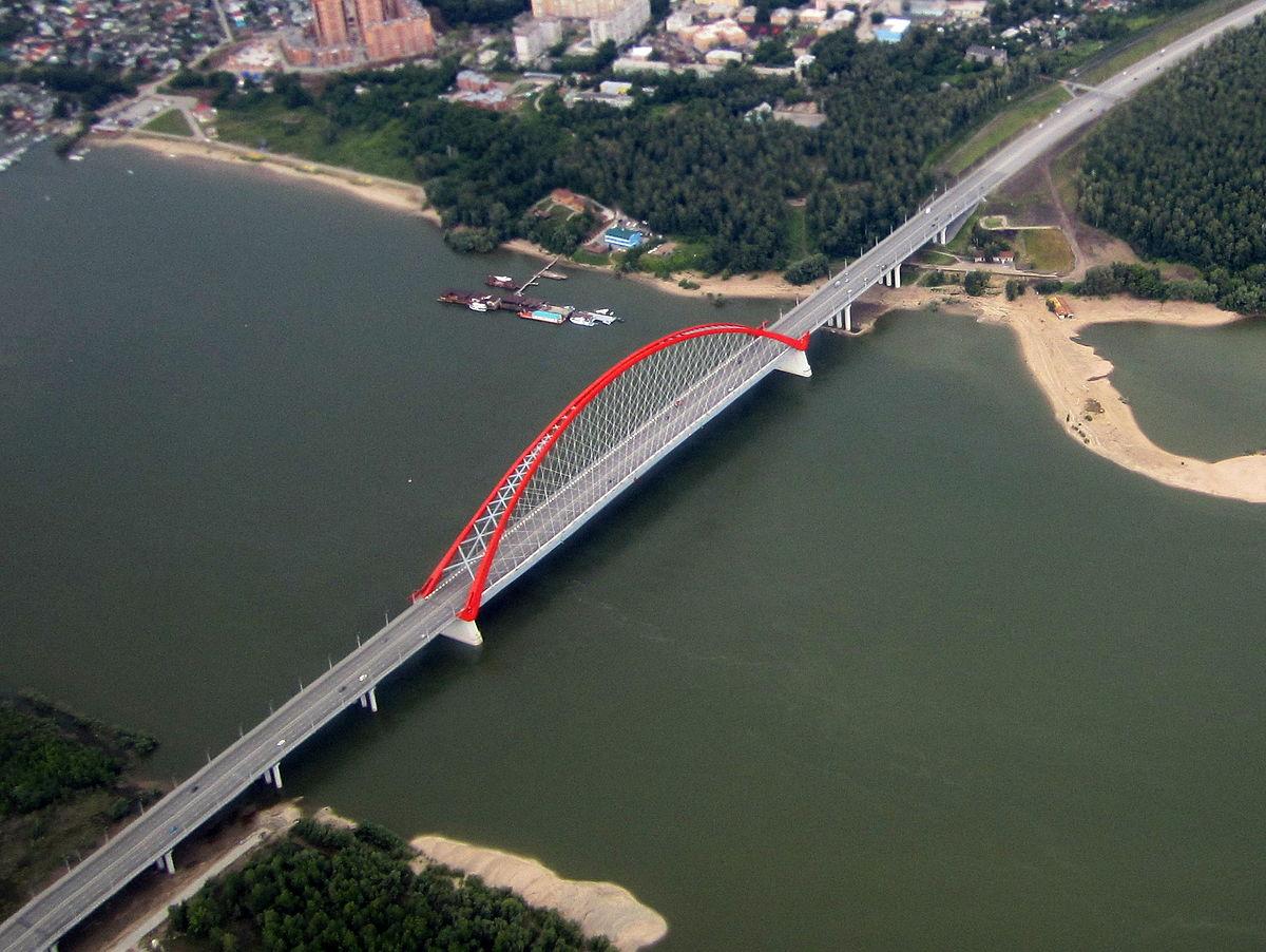 Реферат на тему мосты новосибирска 7236