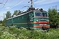 ВЛ10У-568, Россия, Ленинградская область, станция Будогощь (Trainpix 48517).jpg