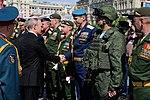 Военный парад на Красной площади 9 мая 2016 г. 0500 596.jpg