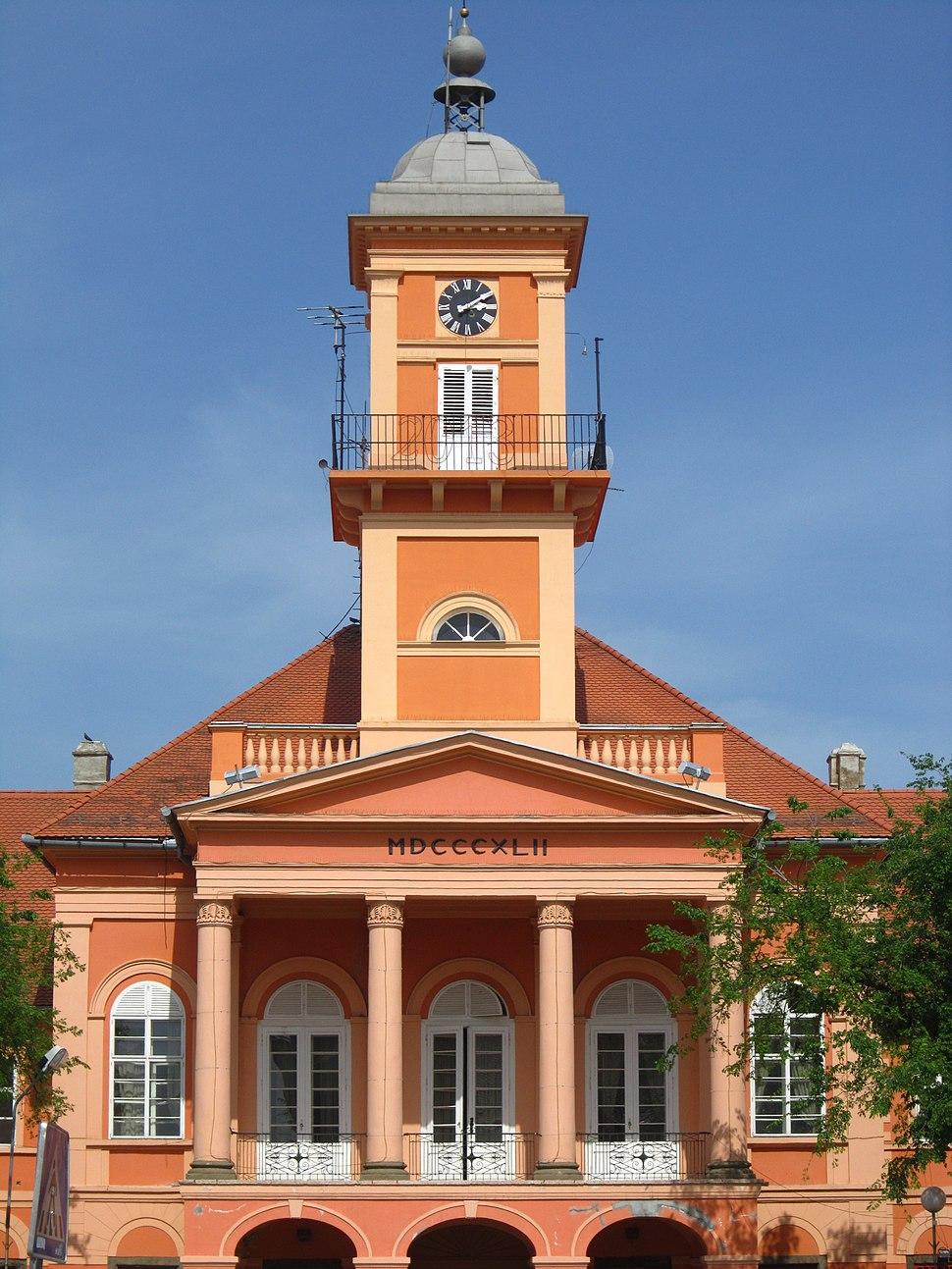 Градска кућа, Сомбор