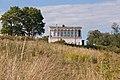 Дворец Бельведер на Бабигонском холме над Озерковым парком. Вид с юга..jpg