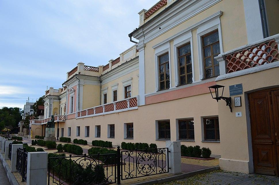 Дом, в котором жил художник И. К. Айвазовский 1845-1892