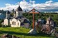 Звіринецькі печери, Архангело-Михайлівський Звіринецький монастир 1.jpg