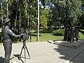"Липецк. Нижний парк. Скульптурная группа ""Фото на память"".jpg"
