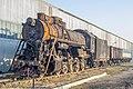 Л-2100, Россия, Смоленская область, депо Рославль (Trainpix 141322).jpg