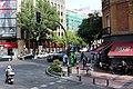 Мадрид. Перекресток улиц Веласкеса (Calle de Velázquez) и Гойя (Calle de Goya). - panoramio.jpg