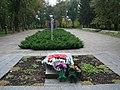 Меморіальний комплекс на честь воїнів-визволителів , воїнів-земляків , жертв голодомору та репресованих, Андрушівка.JPG