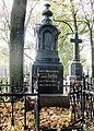 Могила Федора Николаевича Литке на Смоленском лютеранском кладбище - panoramio.jpg