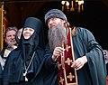 Московский Алексеевский монастырь. Запуск голубя прошёл успешно.jpg