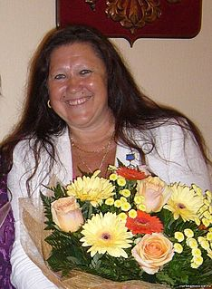 Olga Andrianova (curler) Russian male curler and curling coach
