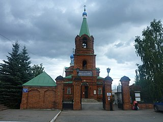 Church of the Intercession of the Most Holy Mother of God, Volkovskoye