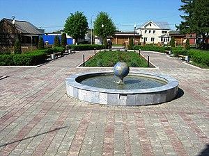 Shorshely - Shorshely Square